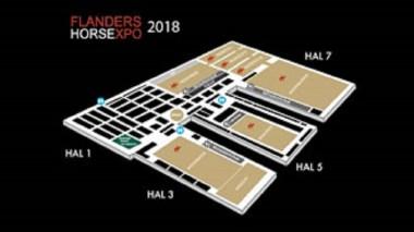 Beursplan Flanders Expo